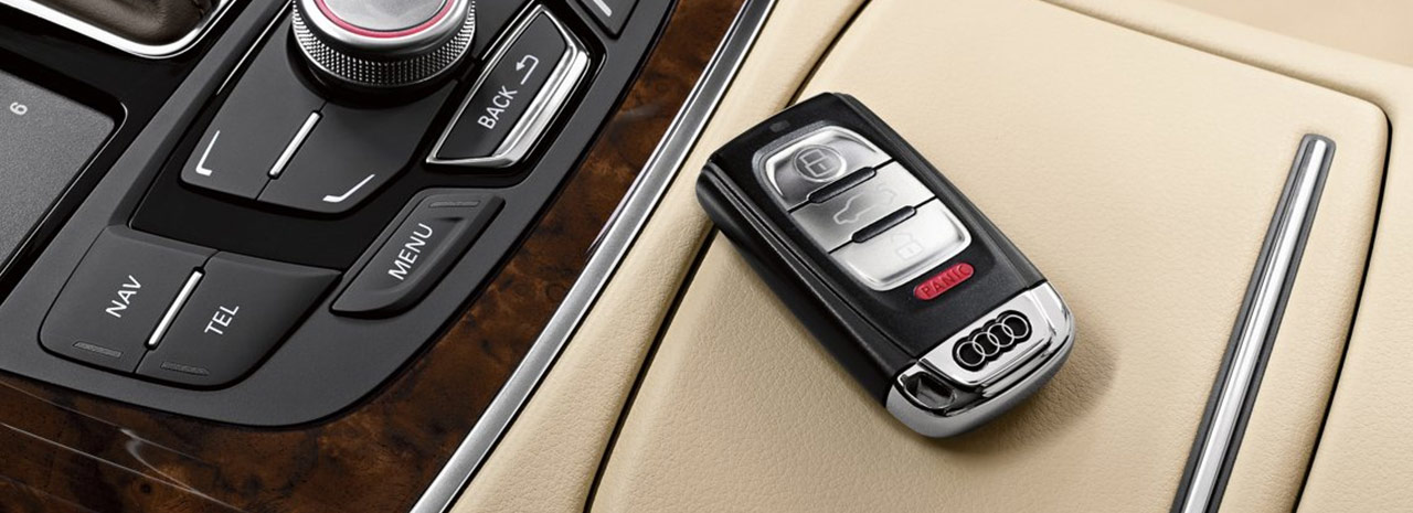 How Does Audi Advanced Key Work? | Audi Advanced Key Replacement