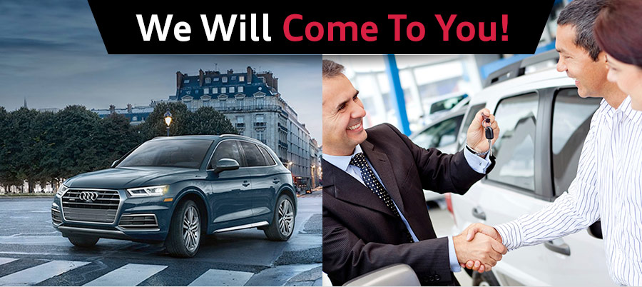 Let Us Bring The Car Buying Process To You!
