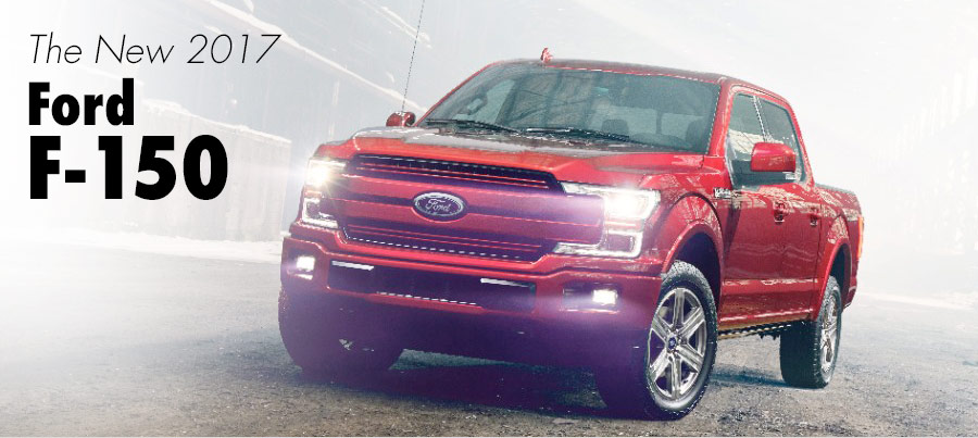 The New 2017 Ford F-150