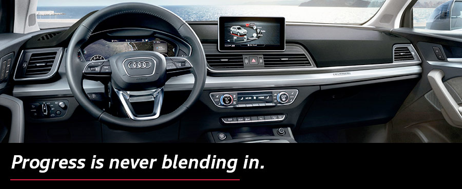 Herb Chambers Audi >> The New 2018 Audi Q5 | Audi Brookline
