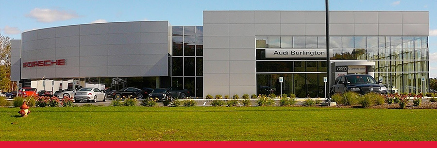Why Buy from Audi Burlington Audi Dealer in Burlington MA