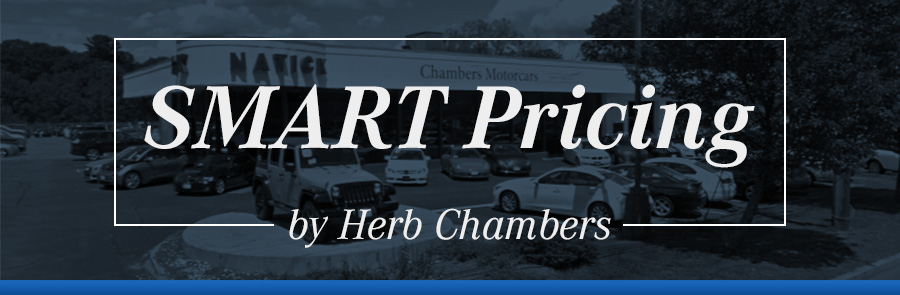 smart pricing by herb chambers
