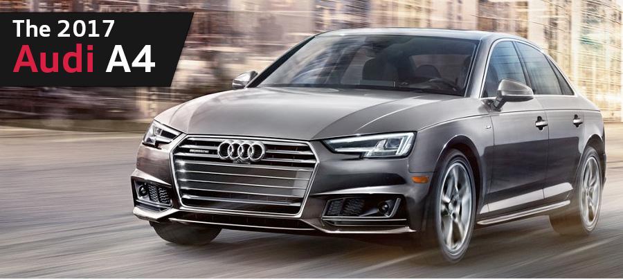 Test Drive The 2017 Audi A4 Near Boston Ma Audi Sedan Sales
