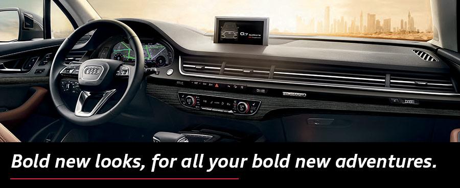 The 2017 Audi Q7