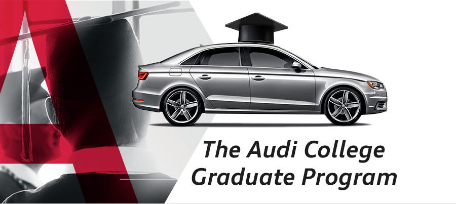 The Audi College Graduate Program