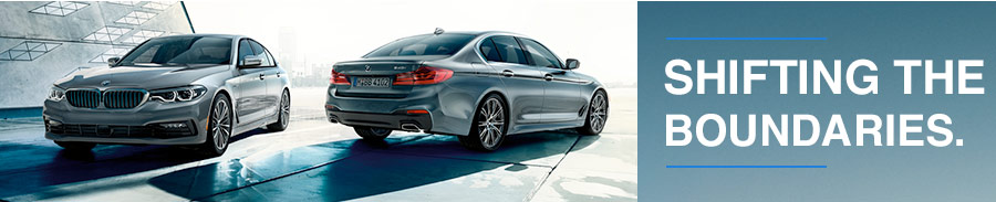 The 2017 BMW 5 Series