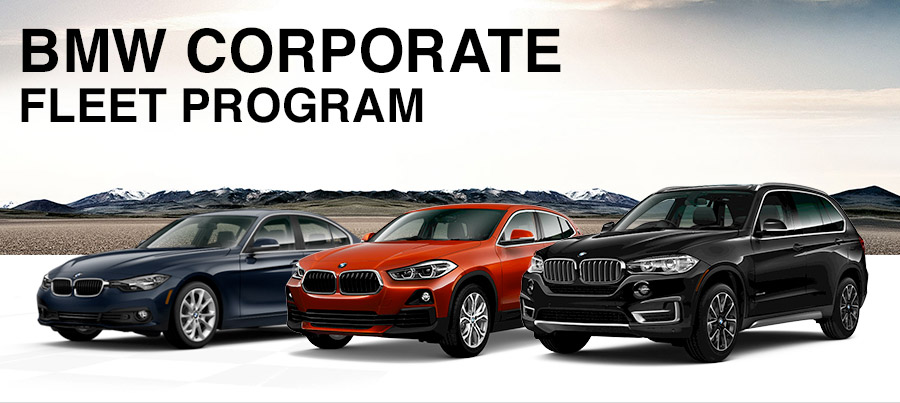 BMW Corporate Fleet Program