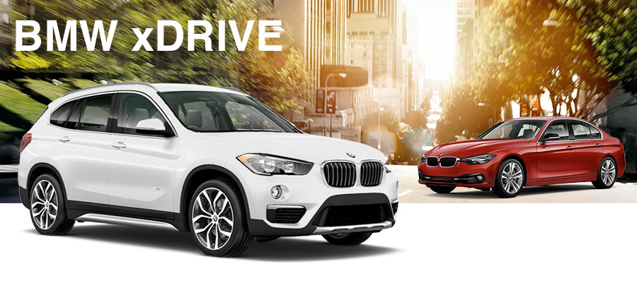 How Does Bmw Xdrive Work All Wheel Drive Bmw Near Natick Ma