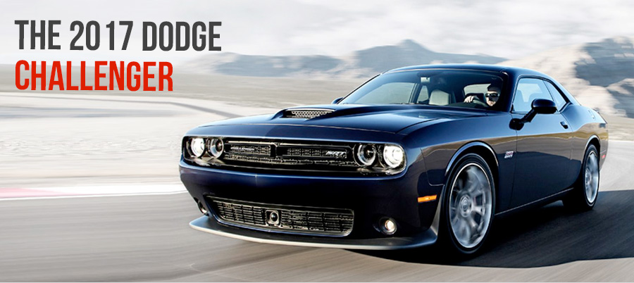 The 2017 Dodge Challenger