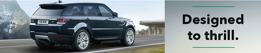 The 2017 Range Rover Sport