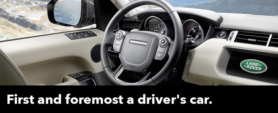 The 2017 Range Rover Sport
