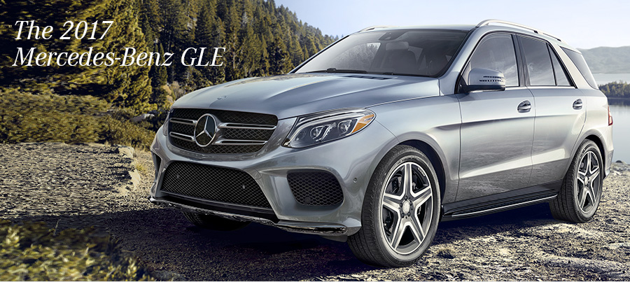 The 2017 Mercedes-Benz GLE