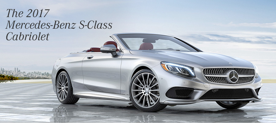 All new 2017 mercedes benz s class cabriolet in lynnfield ma for 2017 mercedes benz s550 lease