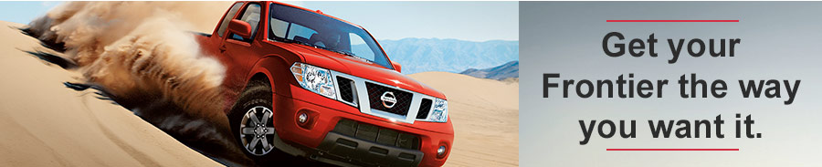 The 2017 Nissan Frontier