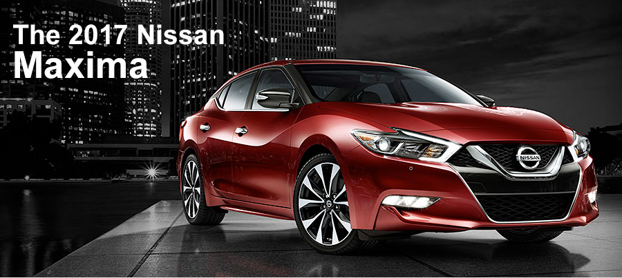 The 2017 Nissan Maxima