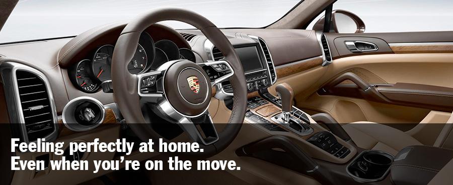 The 2017 Porsche Cayenne