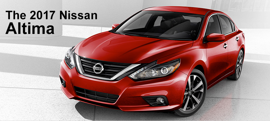 The 2017 Nissan Altima