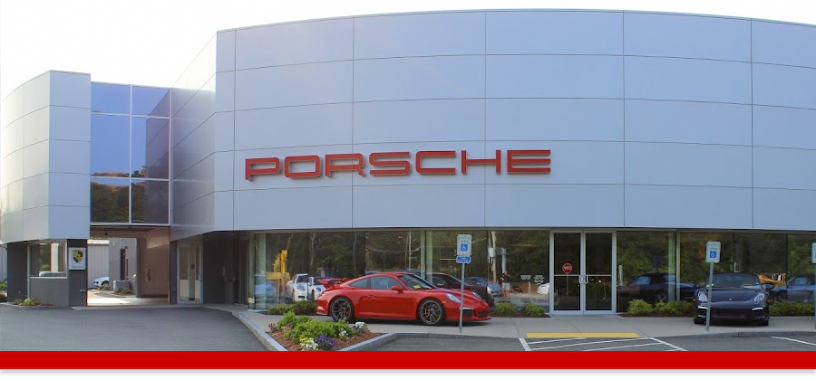 why buy in Porsche of Burlington