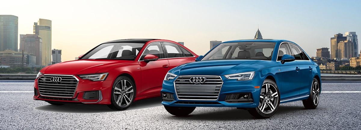 2019 Audi A4 Vs Audi A6 Audi Lease Specials Audi A6 Near Me