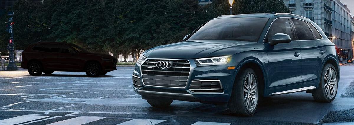 Audi Vs Volvo Comparison Audi Dealership In Burlington MA - Audi dealerships in massachusetts