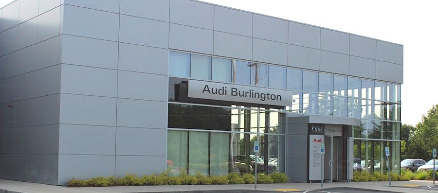 Audi Dealership Near Wakefield MA Audi Sales And Service - Audi burlington