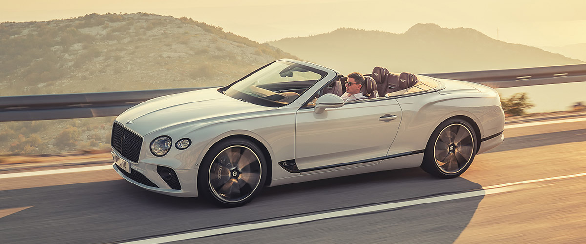Have Your New Bentley Delivered to Los Angeles, California
