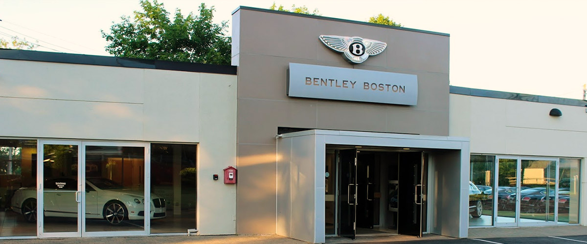 Bentley Boston