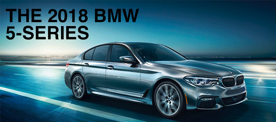 The 2018 BMW 5-Series