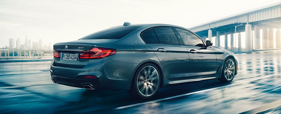 2018 BMW 5 Series Engine Options