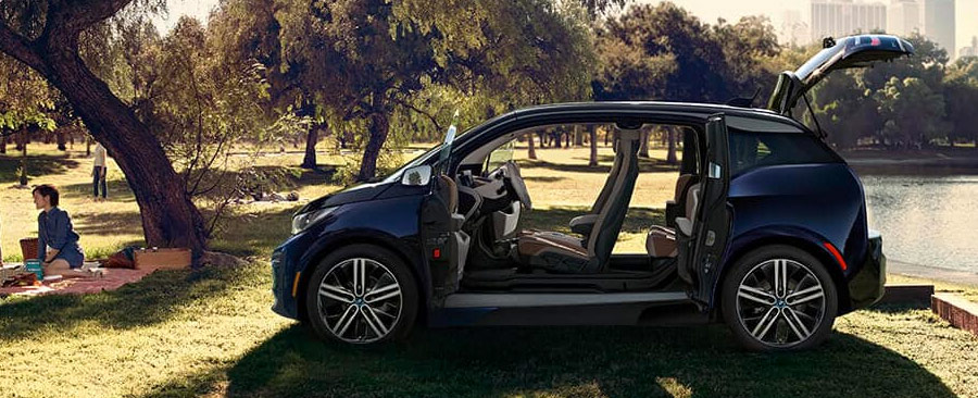 2018 BMW i3 Driving Range