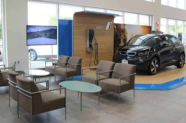 BMW of Sudbury dealer