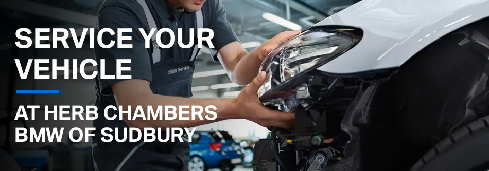 Service your Vehicle at Herb Chambers BMW of Sudbury