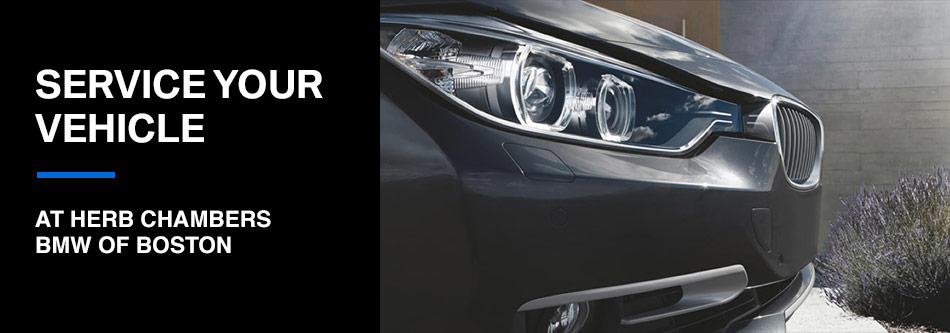 Service your Vehicle at Herb Chambers BMW of Boston