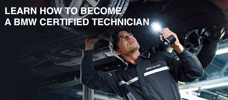 Learn How To Become A BMW Certified Technician