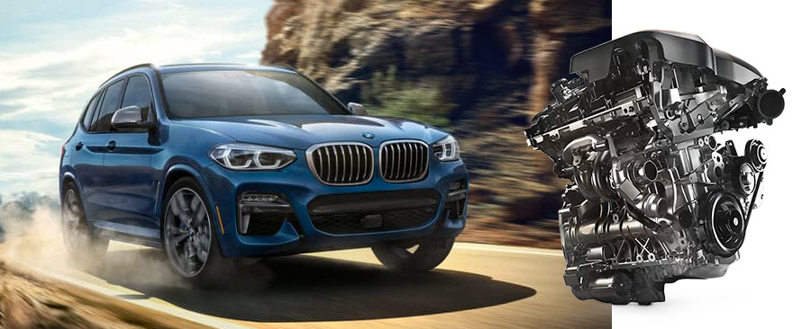 2018 BMW X3 performance