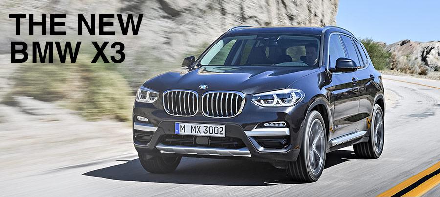 Charming 2018 BMW X3