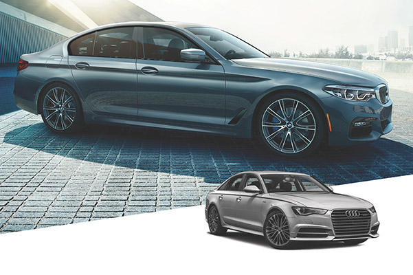 The Bmw 5 Series Versus The Competition Herb Chambers Bmw Of Sudbury