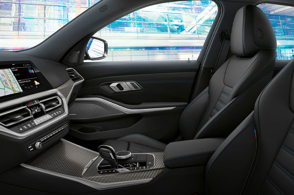 2020 BMW M340i Interior Features & Technology