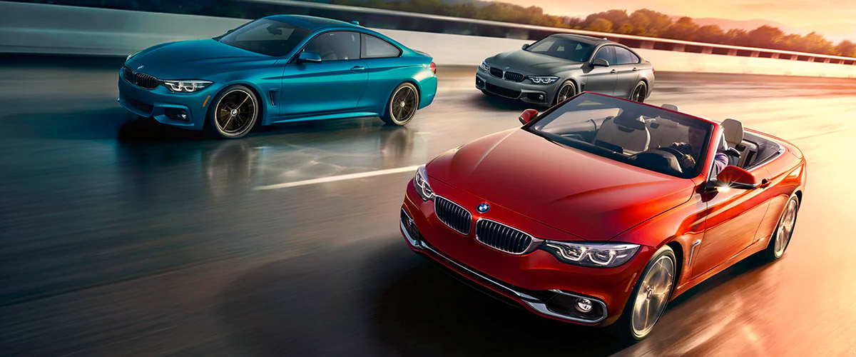 New BMW Sedan Lineup near Marlborough, MA header