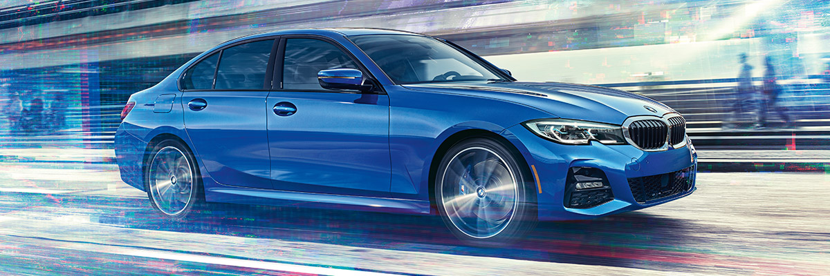 Lease a 2020 BMW 3 Series near