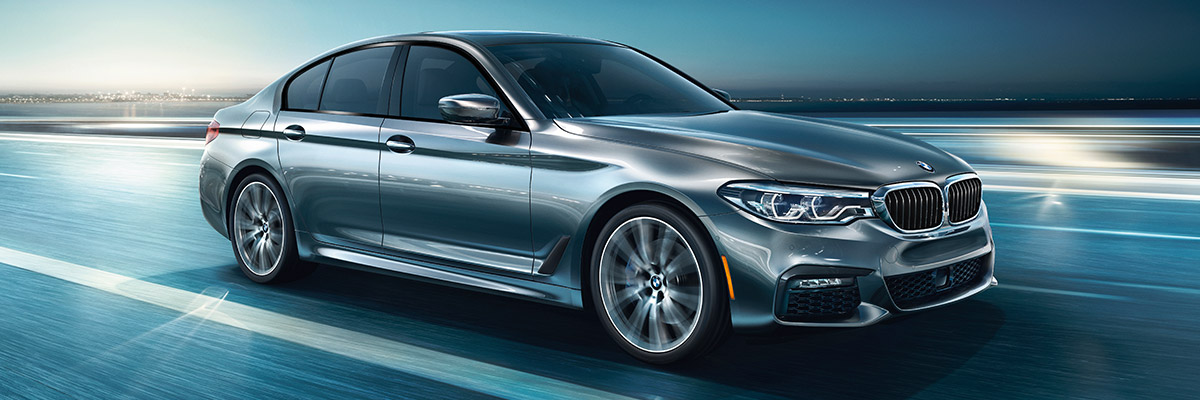 New 2019 BMW 5 Series Sedan