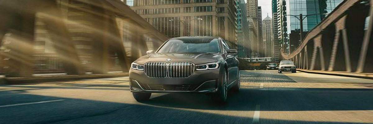 2020 BMW 7 Series Financing Options