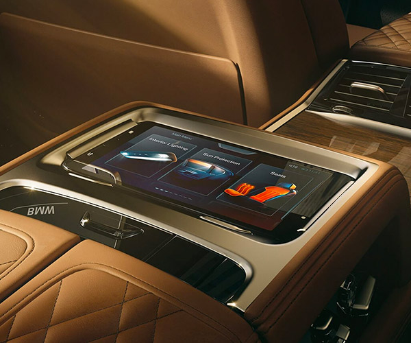 2020 BMW 7 Series Interior