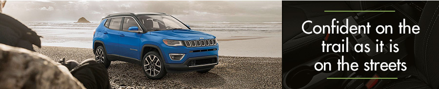 The All New 2017 Jeep Compass