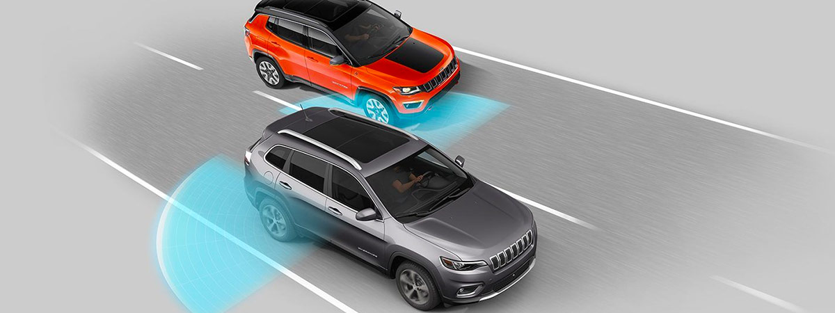 The 2019 Jeep Cherokee 2019 Jeep Cherokee Safety Technologies