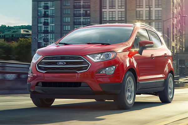 Finance a 2019 Ford EcoSport in Braintree, MA