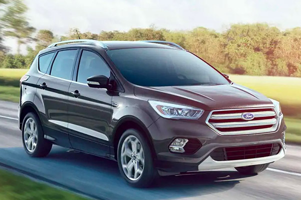 New 2019 Ford Escape near Me
