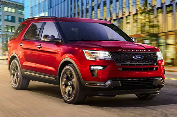 New 2020 Ford Explorer for Sale near Boston, MA