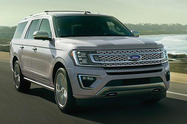 New 2019 Ford Expedition Finance Options