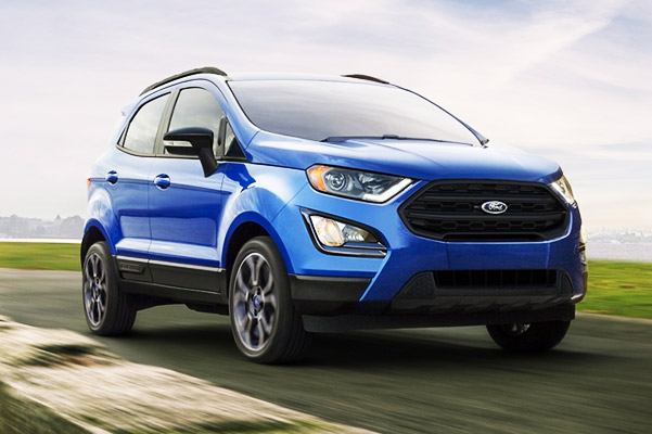 New 2020 Ford EcoSport Specs & Features